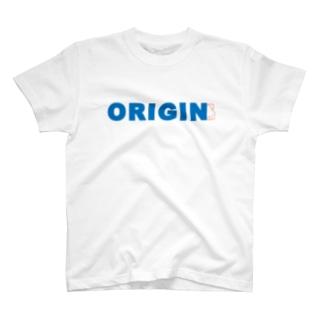 ORIGIN(赤Cat) T-shirts