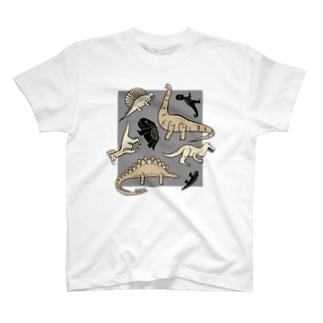 dino A T-shirts