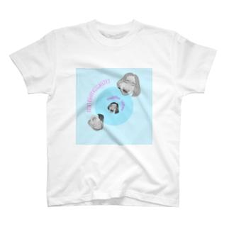 クリエイティブなおともだち T-shirts