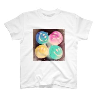にこにこスマイル。密です! T-shirts