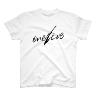 one-dive T-shirts