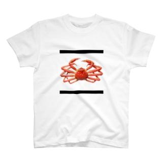 カニ倶楽部 T-shirts