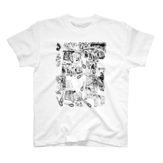 2019年1月18日 T-shirts