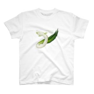 ウナネギ  T-shirts