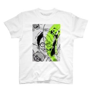 「親愛なる友人S」Tシャツ T-shirts