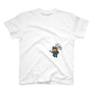 プチョヘンザネコちゃん T-shirts