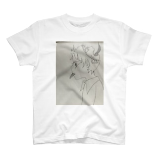 頭の中の僕 T-shirts
