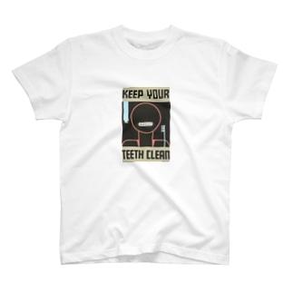 歯磨き T-shirts