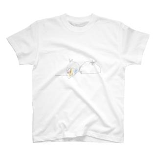 ゴミ袋 T-shirts