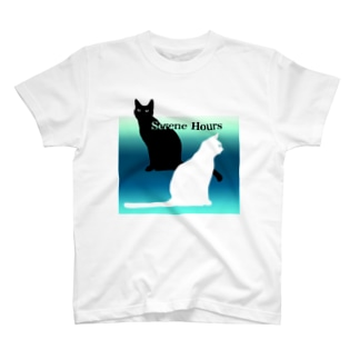 Serene Hours T-shirts