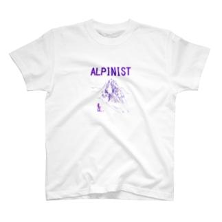アルピニスト T-shirts