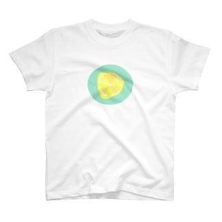 レモンおいしいレモンすき T-shirts