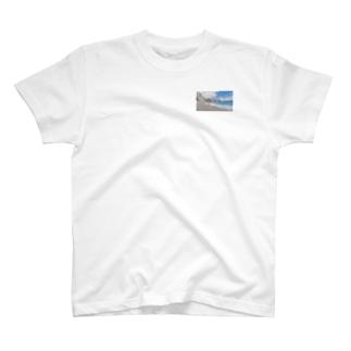 Shota.の海沿いの『無邪気』。 T-shirts