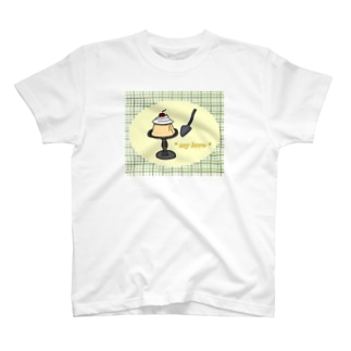 1999のmy love pudding T-shirts