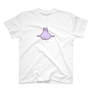 ゆーふぉー(からー) T-shirts