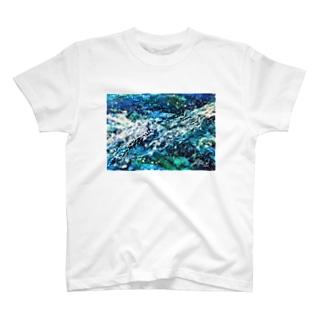 Ocean-002 T-shirts
