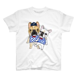はなちゃんつーちゃんT 2 T-shirts