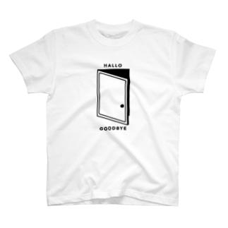 ハローグッバイ T-shirts