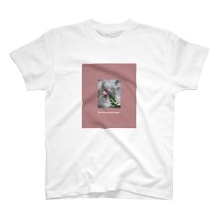 別れを告げて(前面) T-shirts