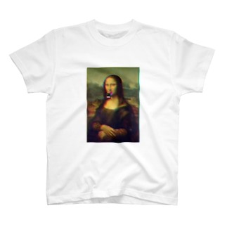 Lucifer smiles in a dream T-shirts