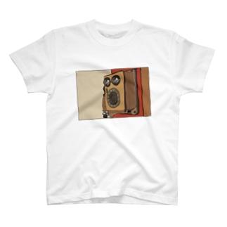 電話機 T-shirts