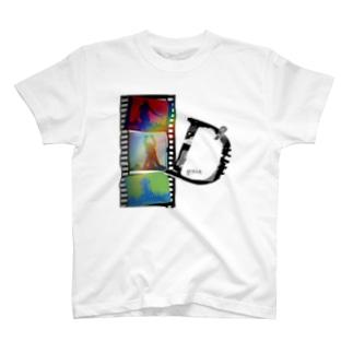 再生の舞 カラー T-shirts
