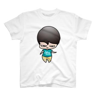 たべちゃん第一号 T-shirts