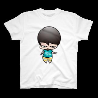 関根フーズ/sekinefoodsのたべちゃん第一号 T-shirts