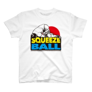 SQUEEZEBALL(ラグビー) T-shirts