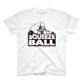 SQUEEZEBALL 2(ラグビー) T-shirts