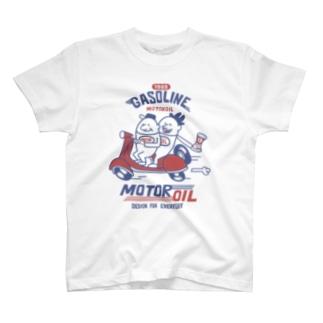 ビーンズマン&スクーター T-shirts