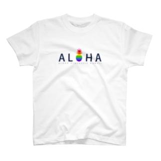 ALOHA 159 T-shirts