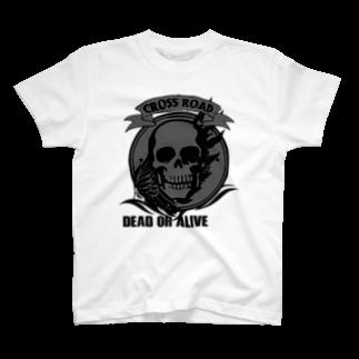 JOKERS FACTORYのCROSS ROAD T-shirts