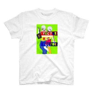 △Vector シグナルT T-shirts