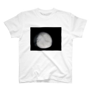 クレーター  T-shirts