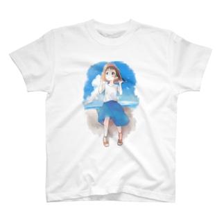 夏少女 T-shirts