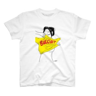 Love and Bullshit T-shirts