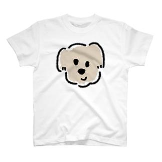 大きな犬くん T-shirts