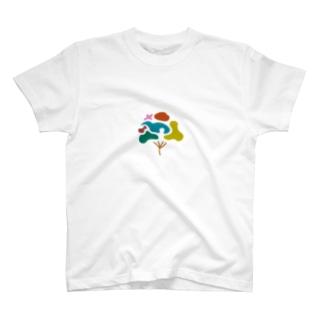もくもくかんがえる T-shirts