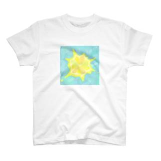 Lemon-square1 T-shirts