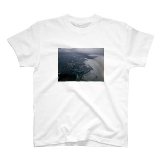うーえから ももち♪ T-shirts