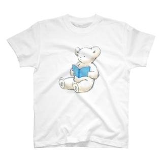 しろくま ショーイ 気ままに T-shirts