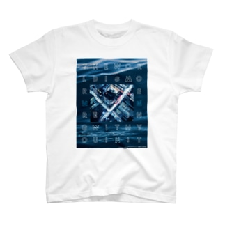 MIXISM -other side 2- T-shirts