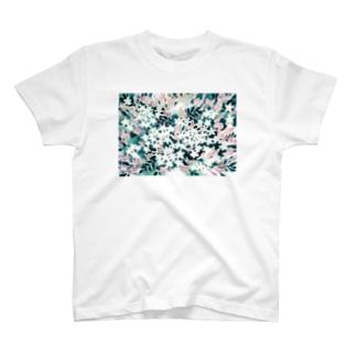 ジャスミン T-shirts