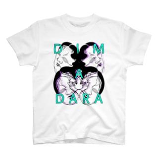 NOUMEN666 参/DB_20 T-shirts