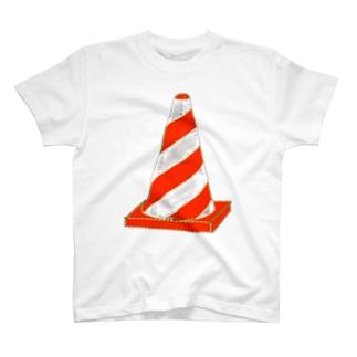 赤いパイロン T-shirts