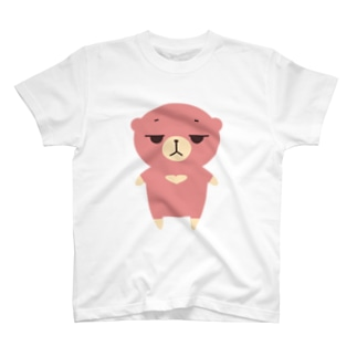 ねむいくまA T-shirts