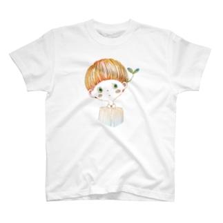 めばえ T-shirts