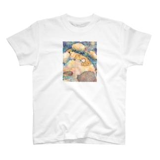 夢遊 T-shirts