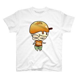 関根フーズ/sekinefoodsのみたらし団子さん T-shirts